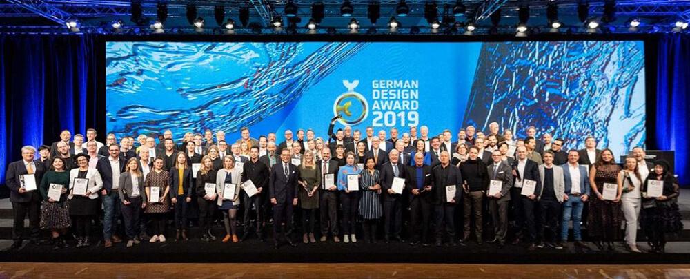 Galardonados de los German Design 2019