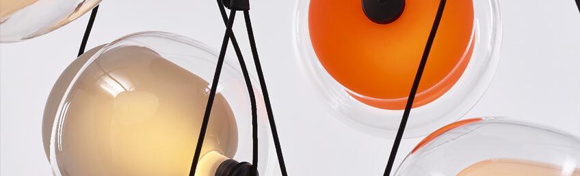 ICONNO idea para iluminación de cuarto juvenil, lámpara brokis