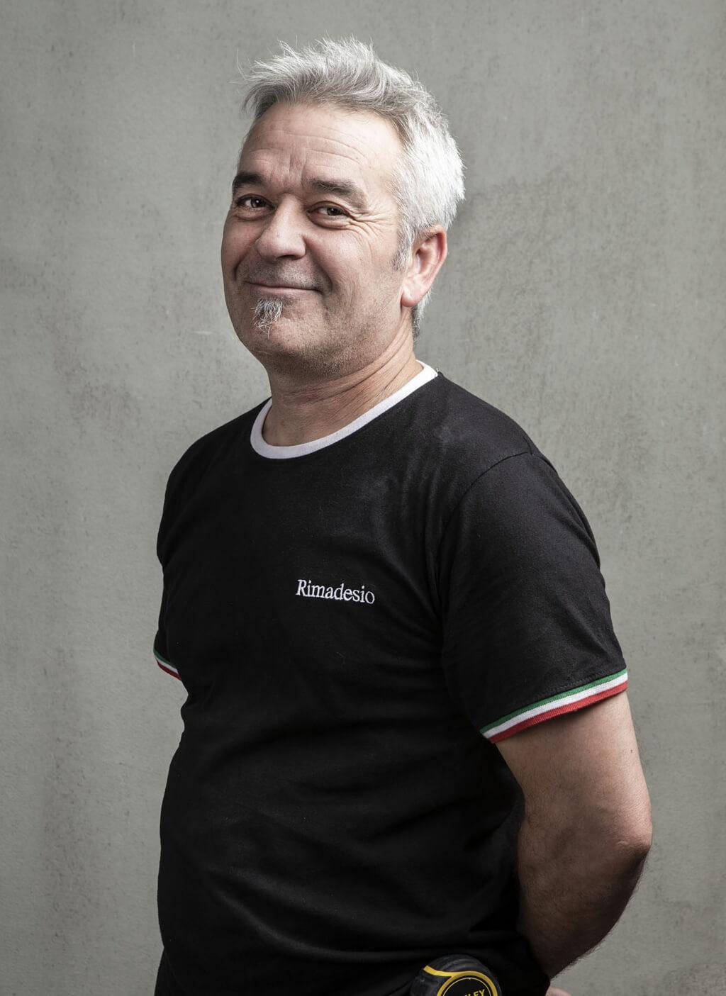 Rafael Ojeda Montador especializado Iconno