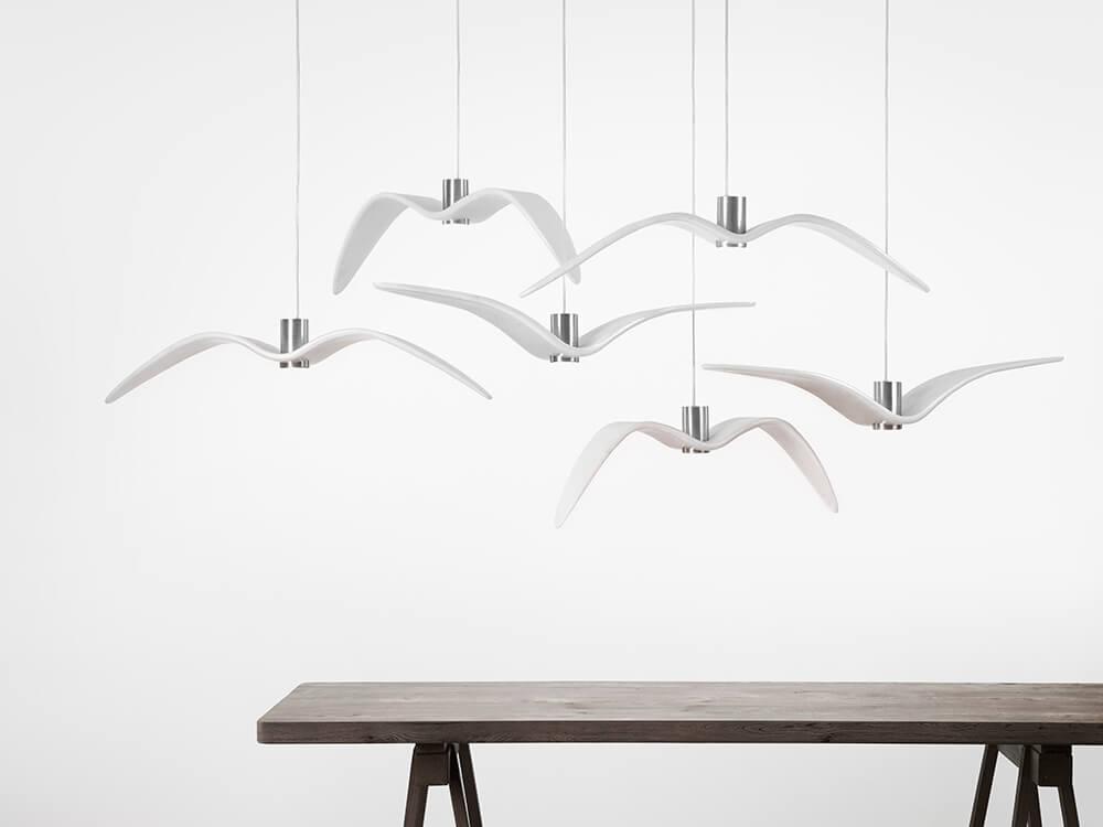 Lámpara Night Birds de Brokis en ICONNO