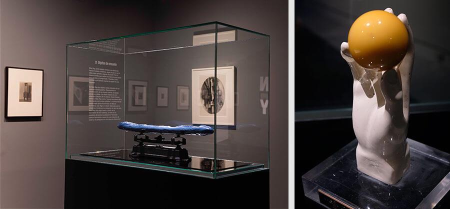 Man Ray, obra expuesta en la exposición fundación Canal Madrid.