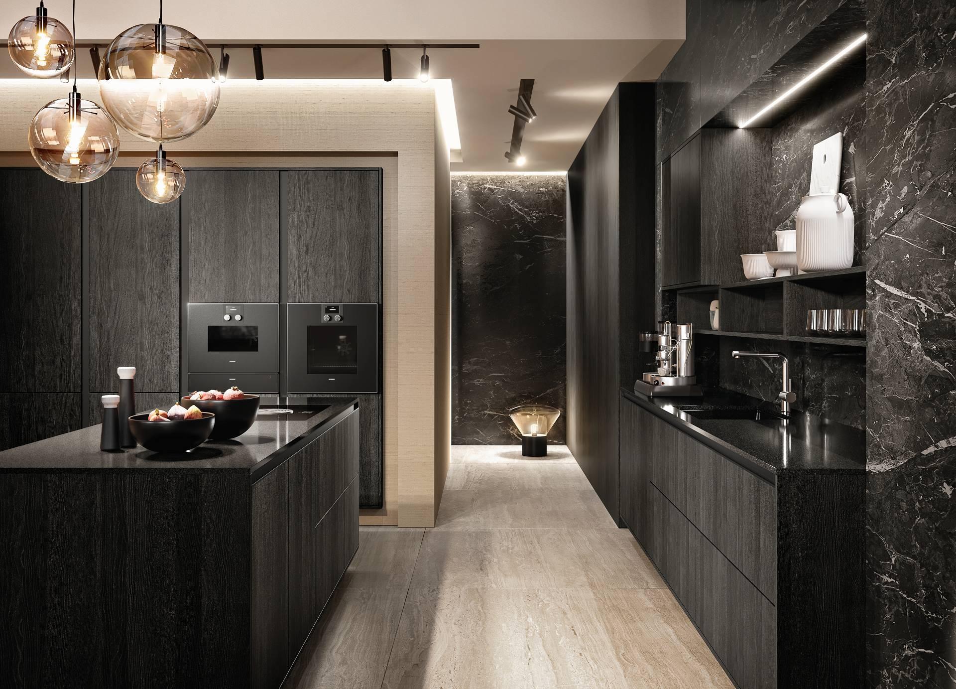 SieMatic pure collection cocinas de diseño