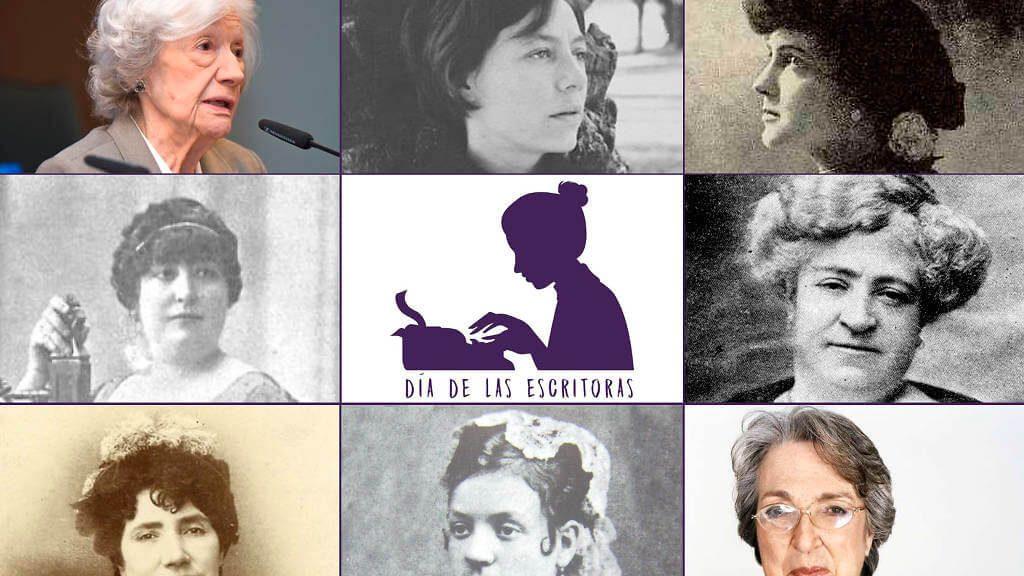 día de las escritoras 2018 Madrid