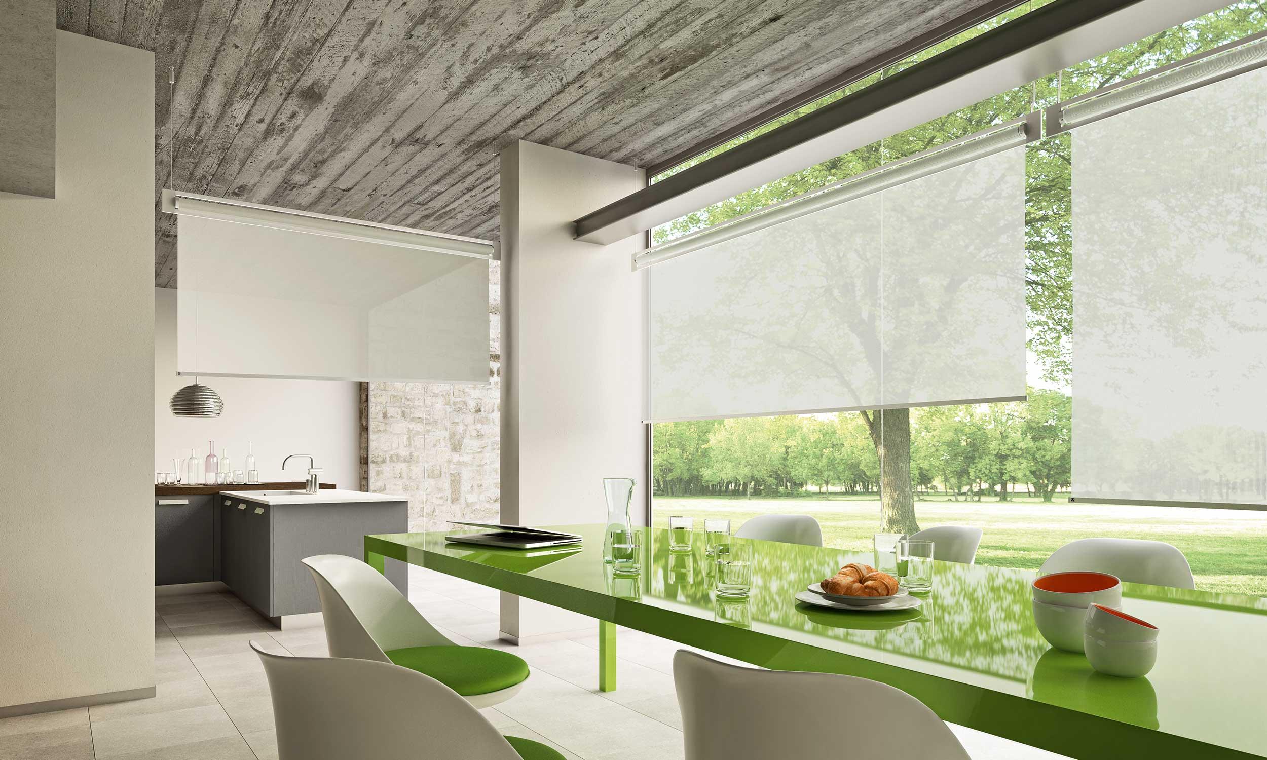 cortinas enrollables de diseño mycore