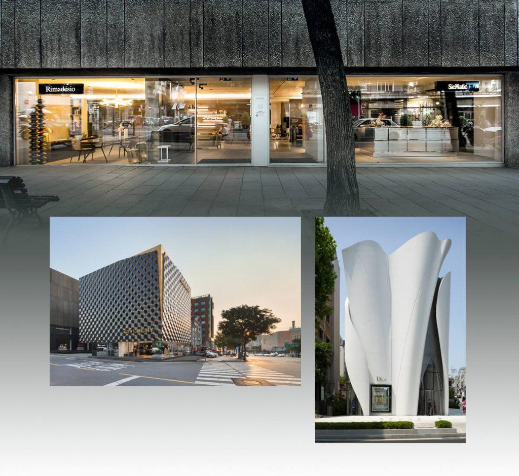 evento exposición Templos de la Moda en ICONNO Showroom Madrid