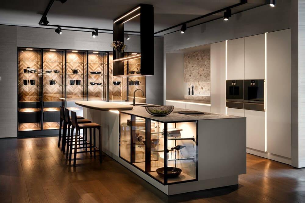 nuevos modelos de cocina de lujo SieMatic Slx