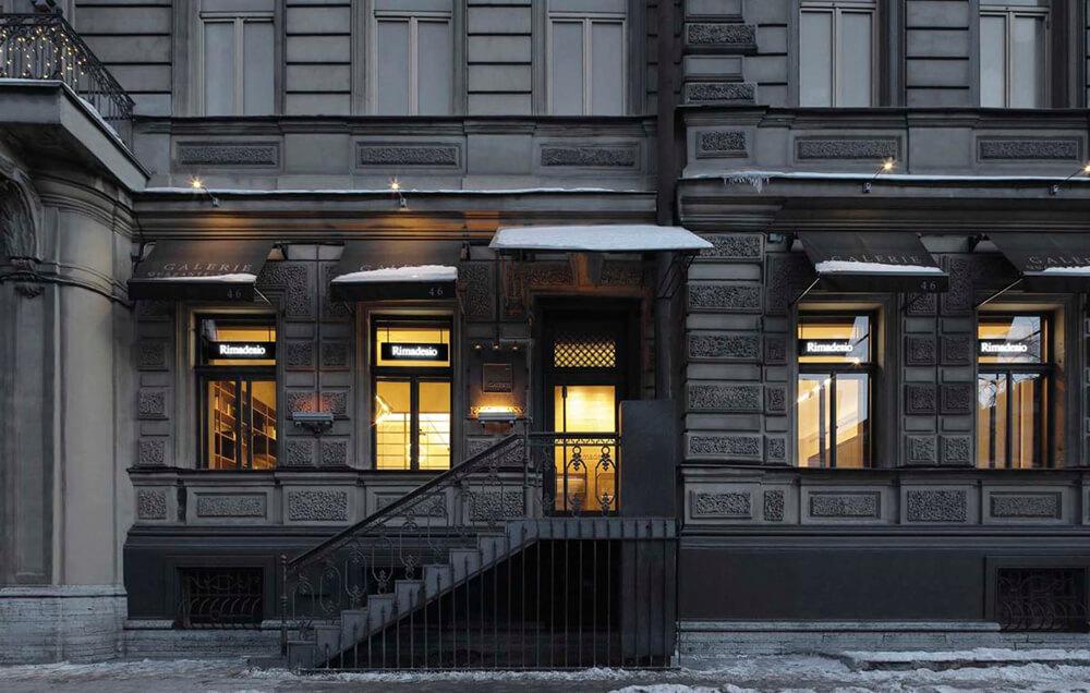 Rimadesio Showroom en Rusia
