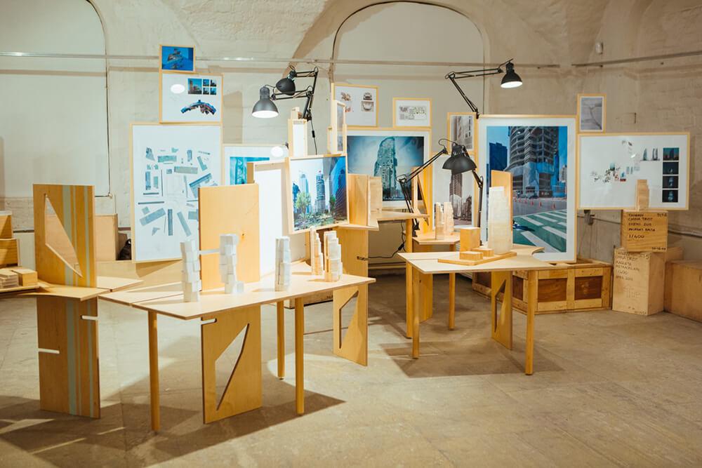 Semana de la arquitectura Madrid 2018: Exposciones Roca
