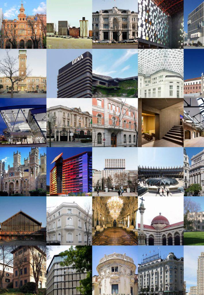 Semana de la arquitectura Madrid: Visita los 50 edificios emblematicos