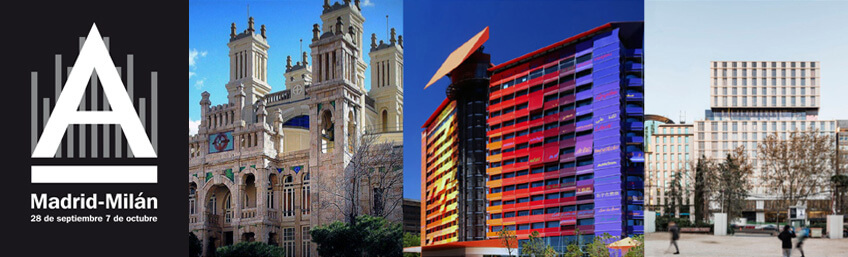Semana de la arquitectura Madrid 2018