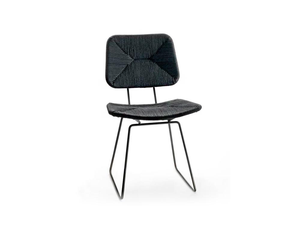 silla de diseño moderno Echoes de la firma italiana Flexform