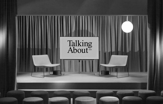 """""""talking about"""" 2018 Rimadesio"""