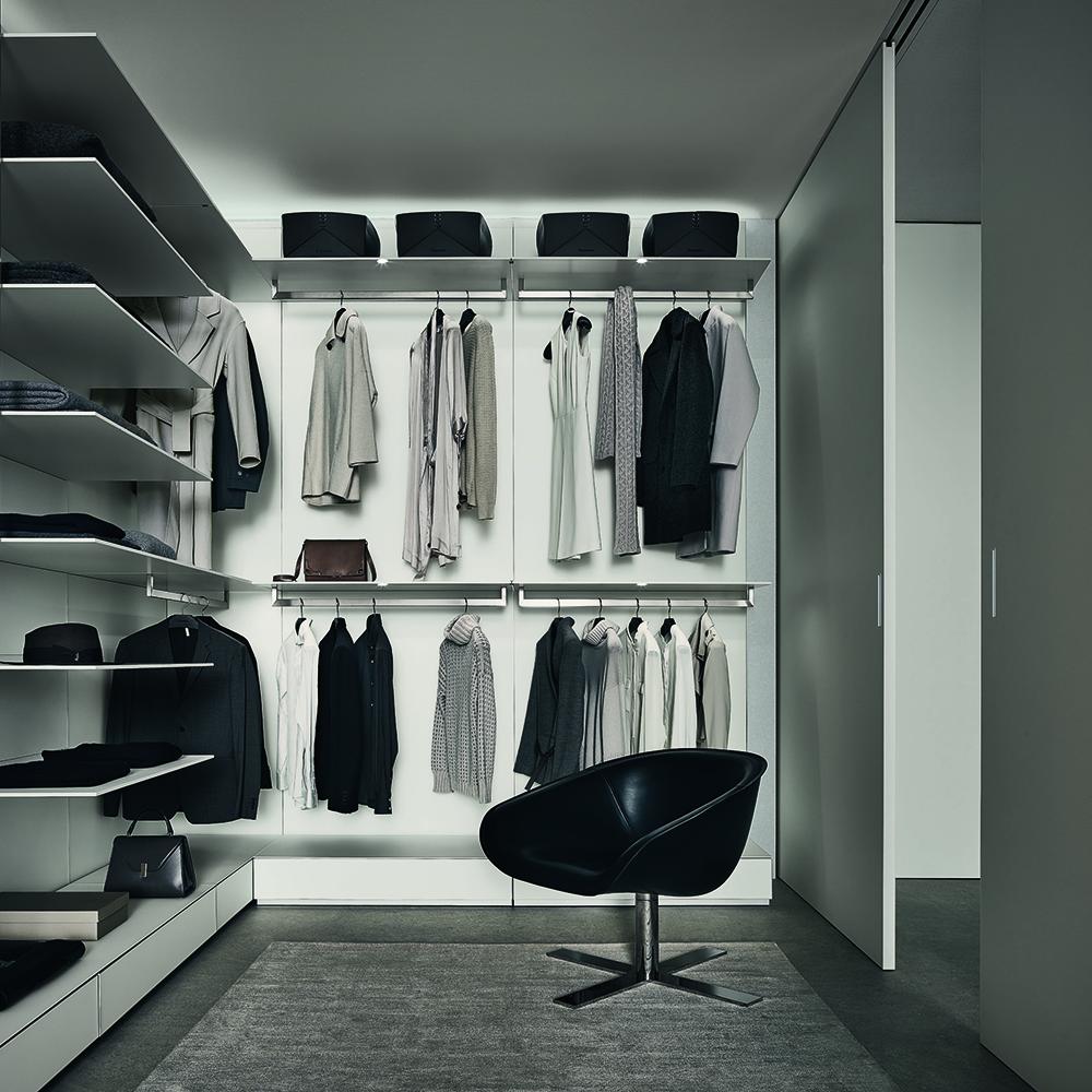 armario vestidor Rimadesio