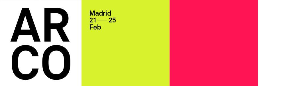arte contemporaneo ARCO 2018 madrid