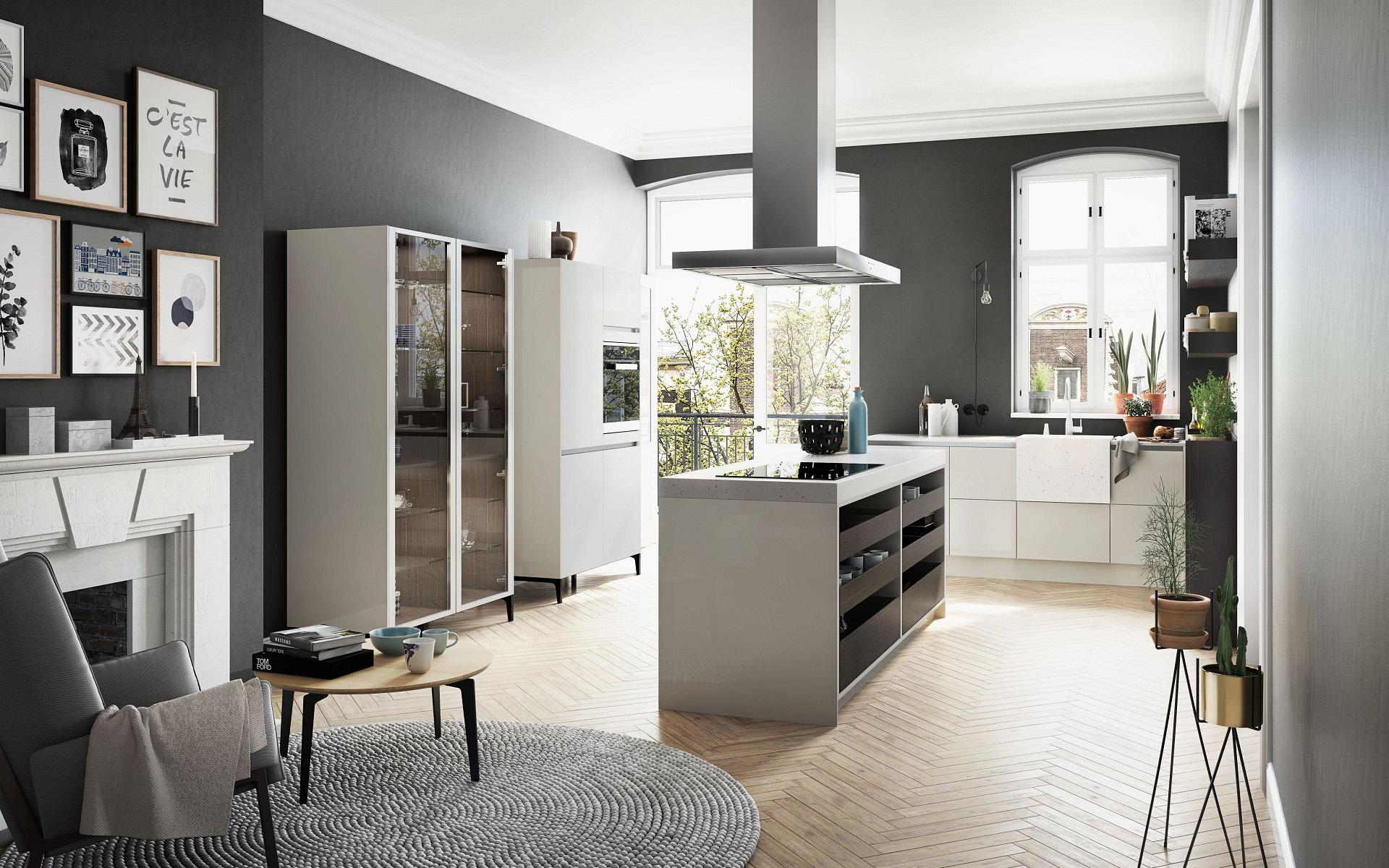 kitchen design SieMatic Urban