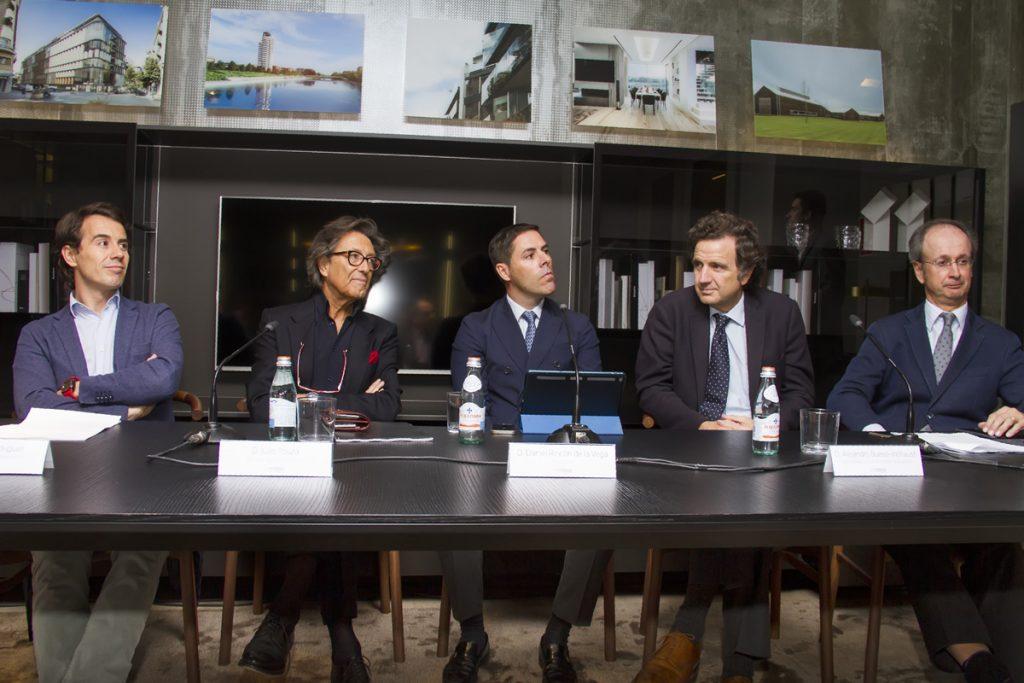 ponentes evento Sostenibilidad y Excelencia arquitectura