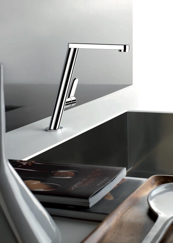 grifos modernos para cocinas de diseño