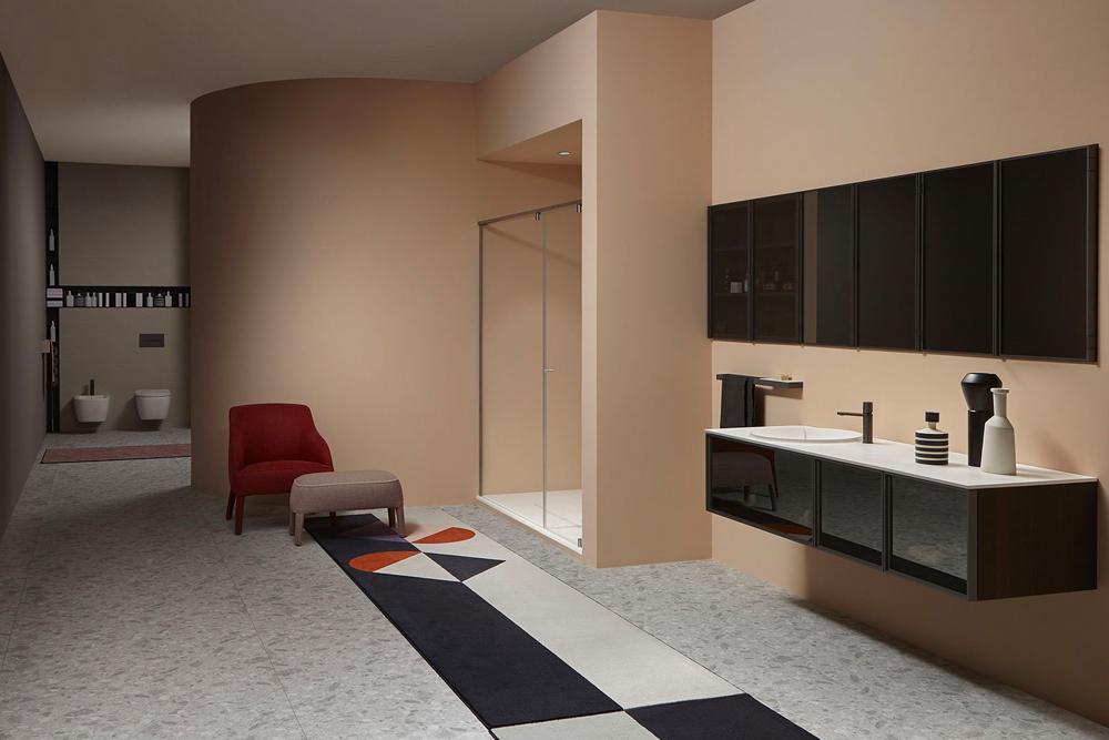 Baños de diseño y proyectos de interiorismo de Bespoke y antoniolupi