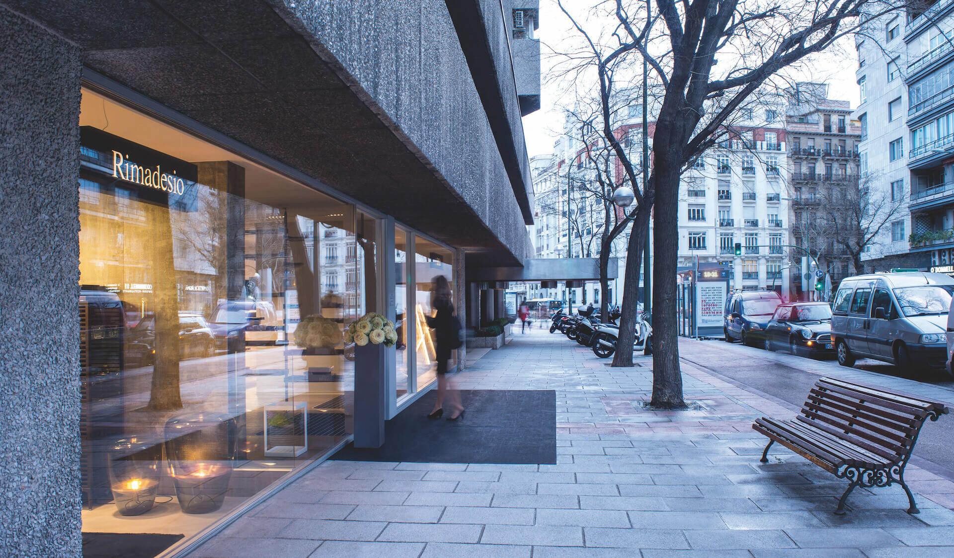 Estudio de diseño de interiores y Showroom ICONNO