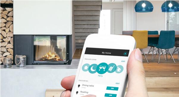 hogar y tecnología vvv Jung e ICONNO