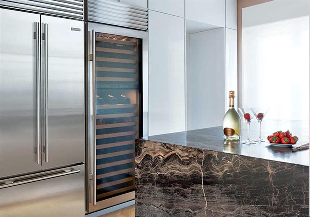 aparatos de refrigeración Subzero