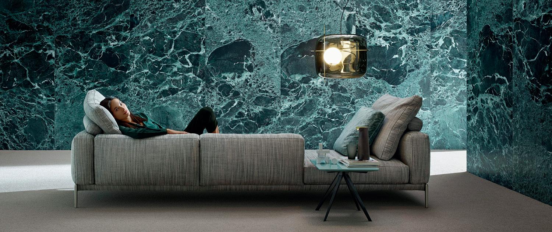sofas de diseño italiano Flexform