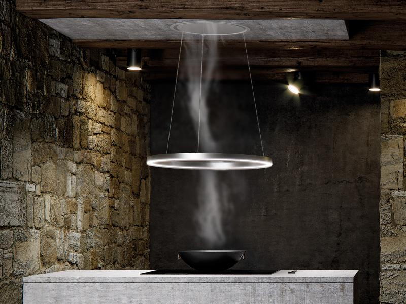 Pando campana extractora de diseño