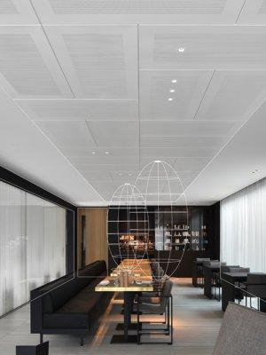 Kreon techo técnico mejora la acústica