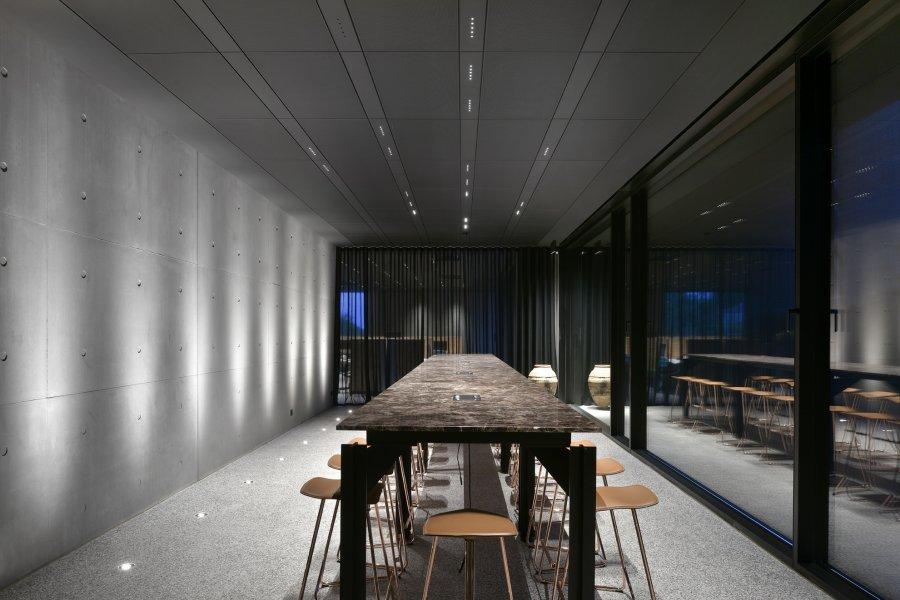 techo técnico para oficinas y contract Kreon