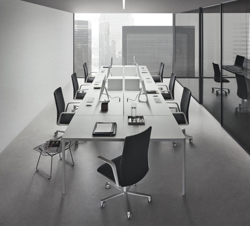 mobiliario de oficina de lujo Rimadesio