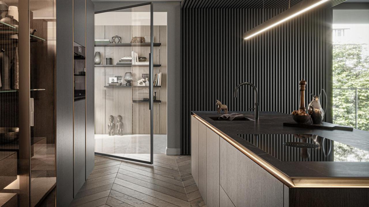Cocinas de diseño SieMatic alta gama