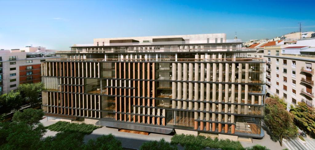 proyecto contract edificio Lagasca99 Madrid
