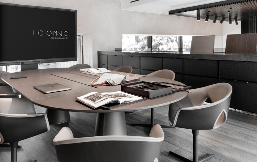 proyectos de interiorismo viviendas, cocina y oficina