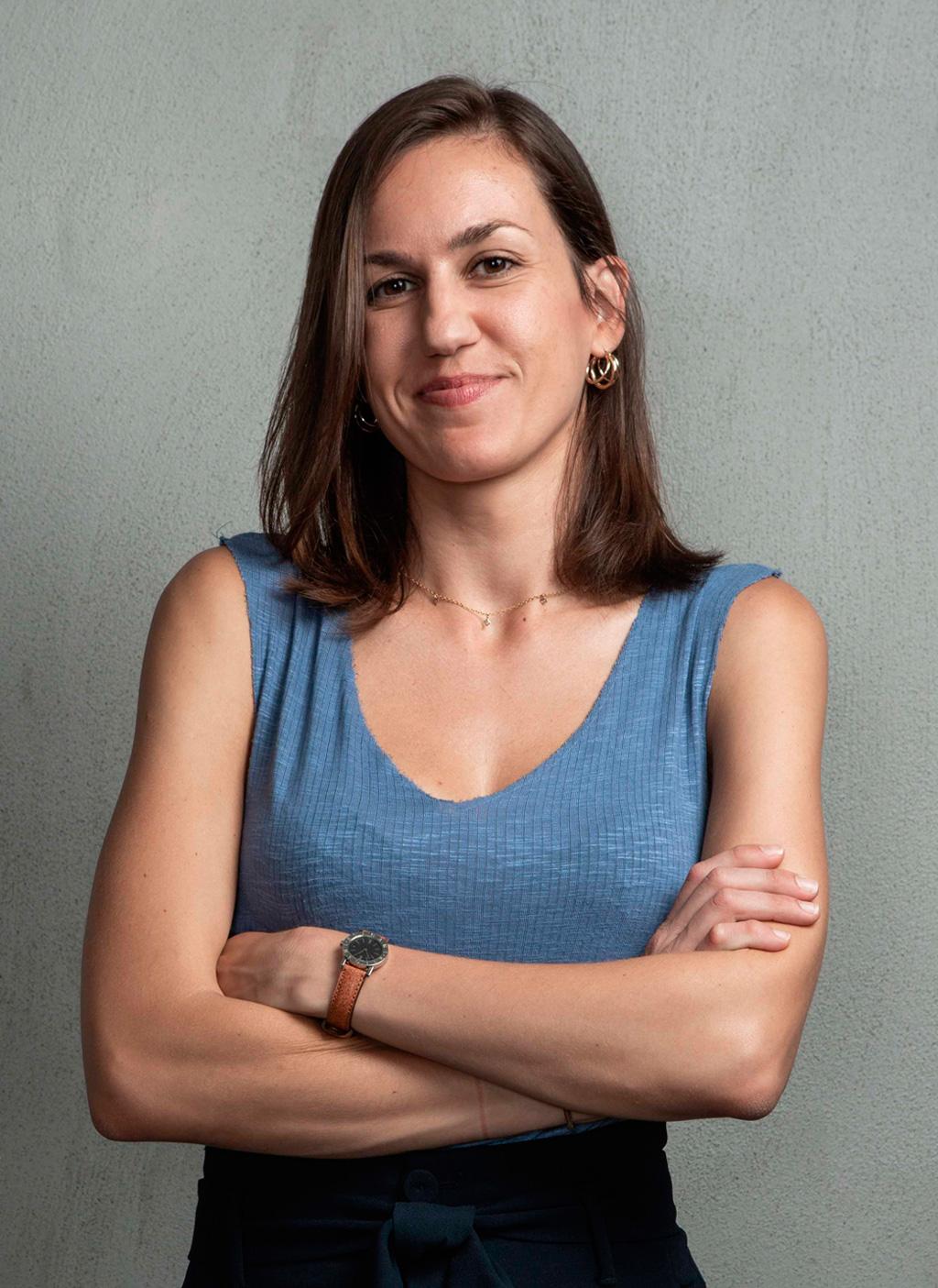 Alejandra Pradera interiorista en ICONNO Madrid