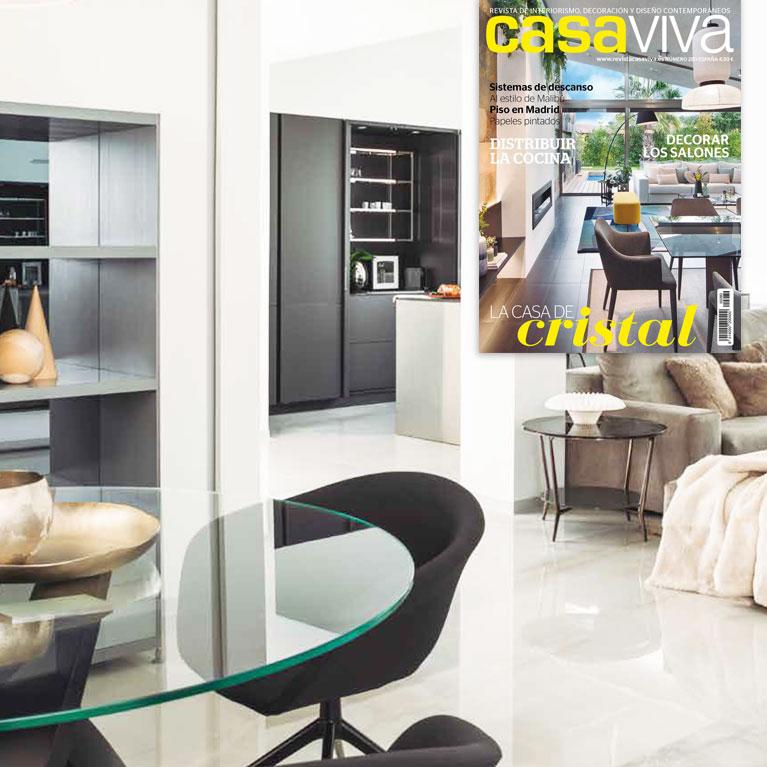 Proyecto de interiorismo en apartamento O'Donnell Madrid en casaviva Septiembre