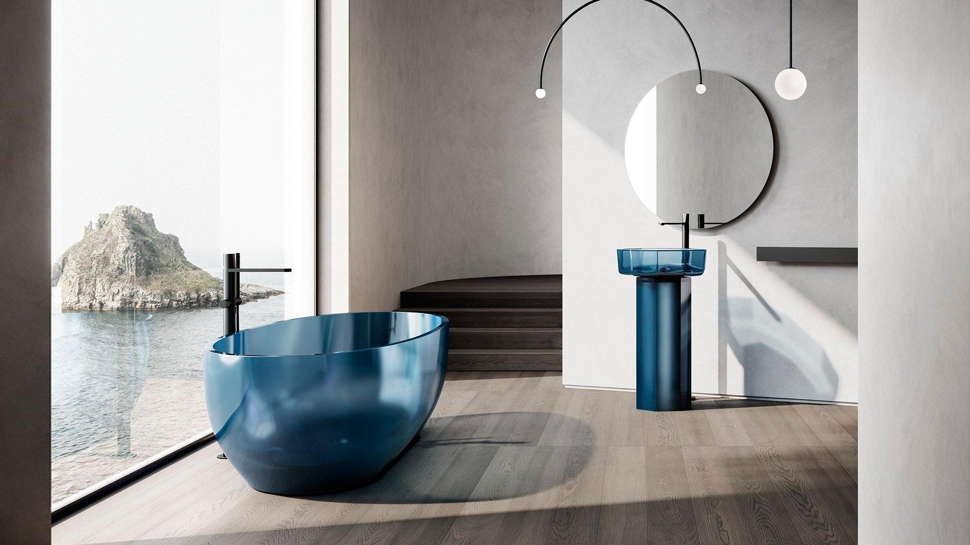 baños de diseño de lujo Antonio Lupi