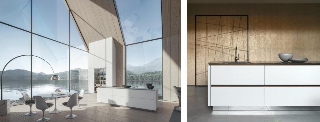 kitchen open space siematic german design award
