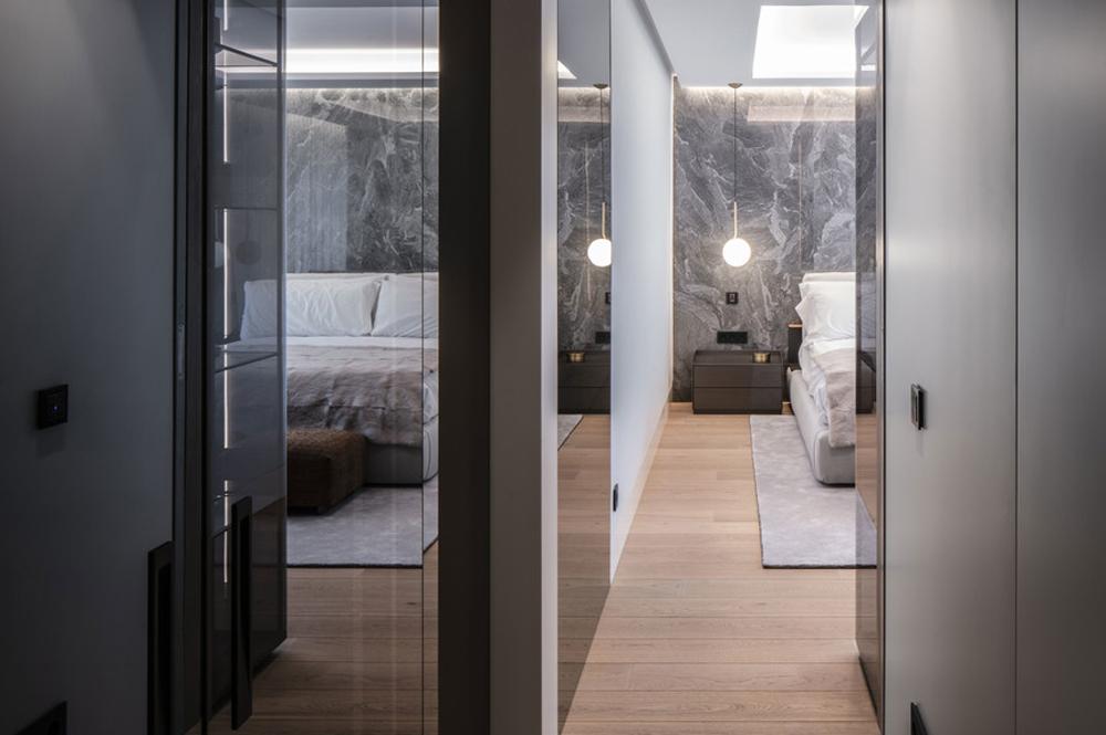mobiliario diseno dormitorio flexform rimadesio aravaca