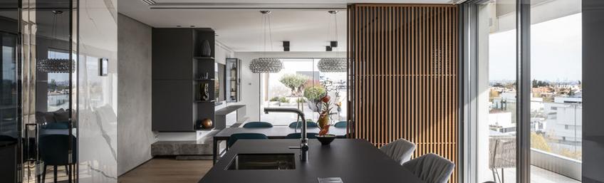 Proyecto de interiorismo para un ático en Aravaca, Madrid