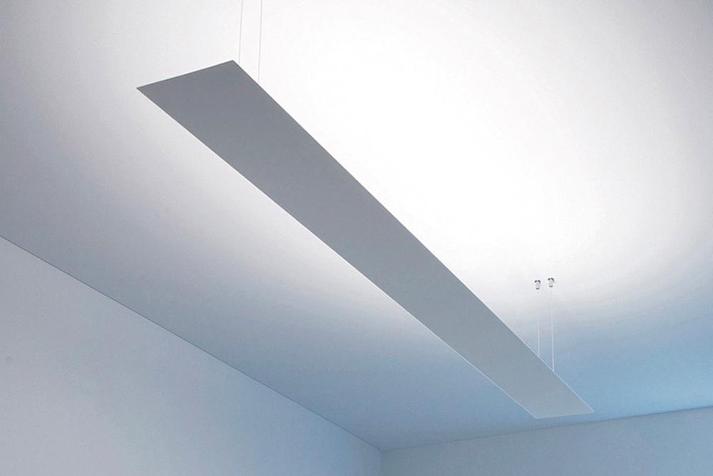 iluminacion decorativa lampara blade davide groppi