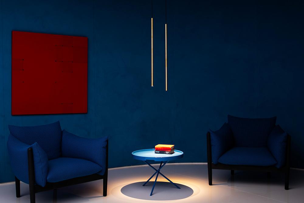 iluminación decorativa Davide Groppi