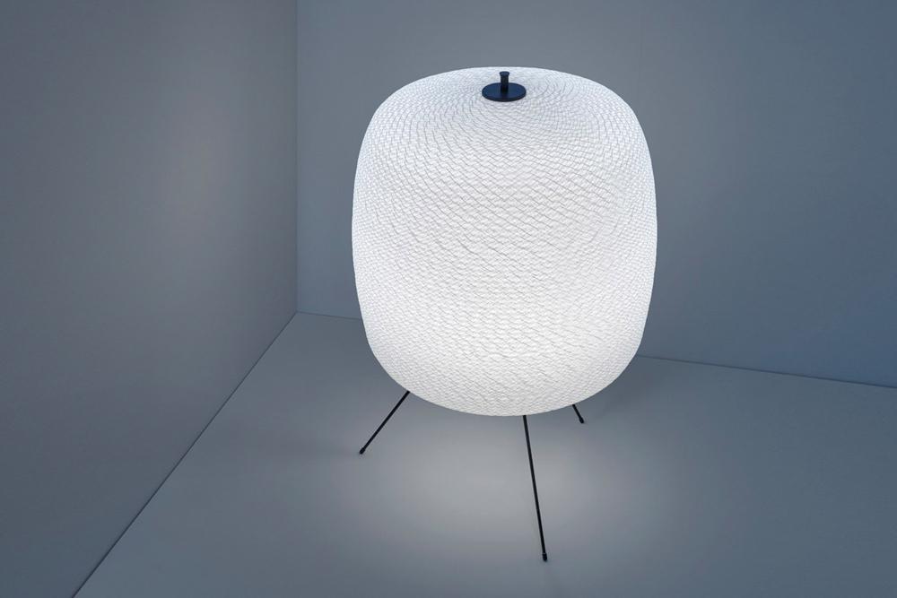 iluminacion decorativa lampara shoji davide groppi