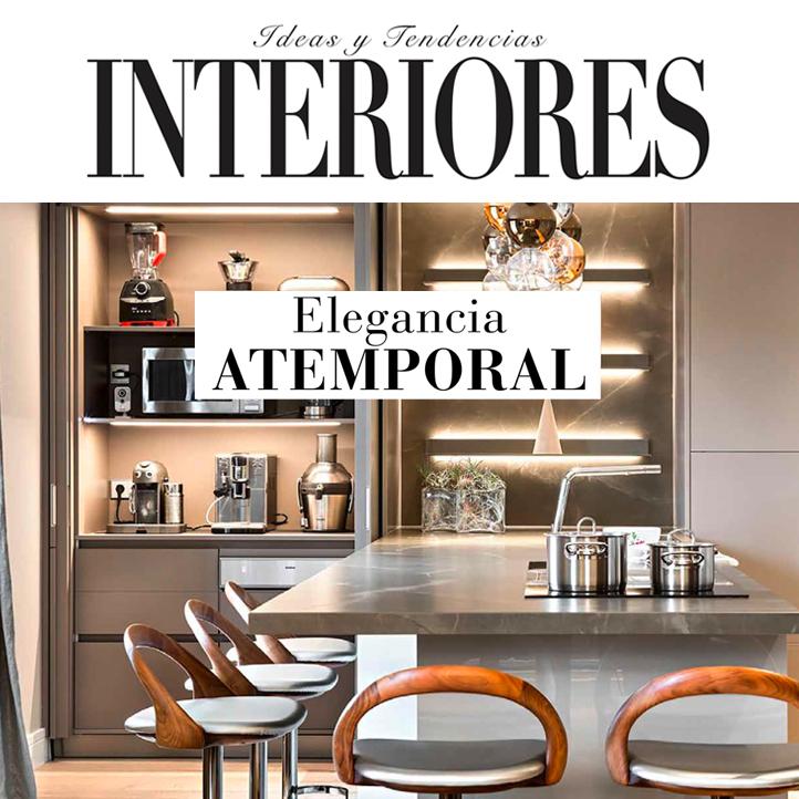 Elegancia atemporal con SieMatic en ICONNO en Interiores de mayo