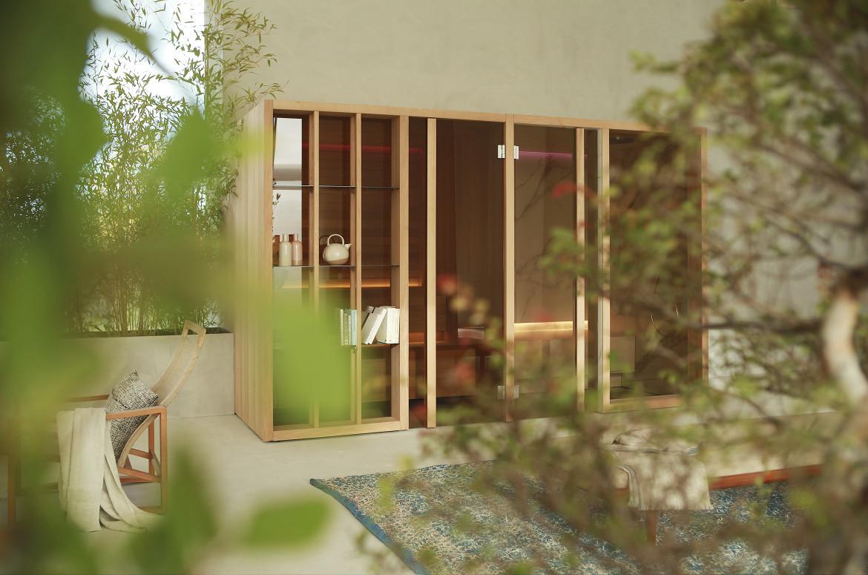 saunas y hamman Effe de Effebigi