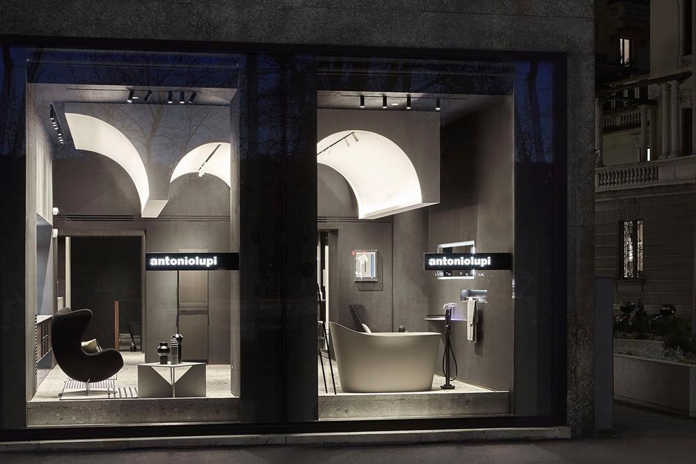 antoniolupi, Supersalone. Salone del Mobile, Milan
