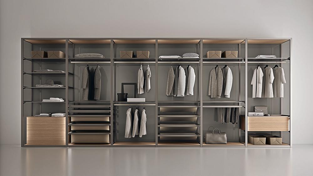 Rimadesio, Cover Open. Muebles diseño, ICONNO. Milan Design Week