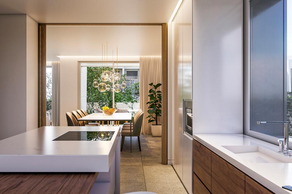 Sky Villas La Finca interiorismo exclusividad ICONNO