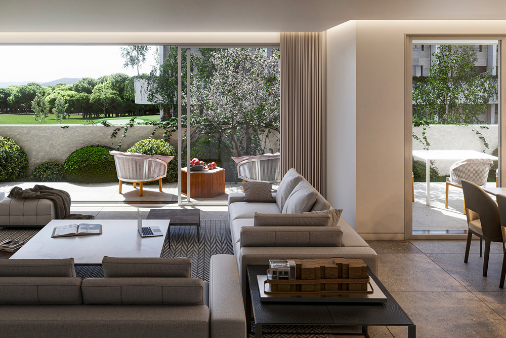 Sky Villas La Finca interiorismo vivienda de lujo ICONNO