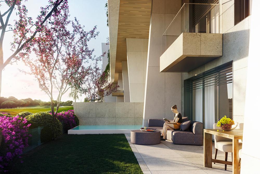 Sky Villas, La Finca. ICONNO proyecto de lujo