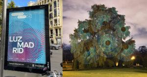 Eventos descatados diseño y artes Luz Madrid Octubre 2021
